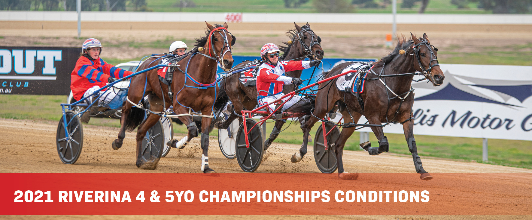 RIVERINA CHAMPIONSHIPS CONDITIONS